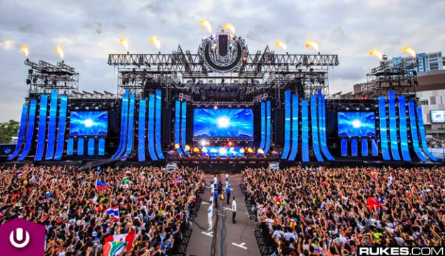 Ultra Japan 2016 Unveils Phase 1 Lineup Announcement