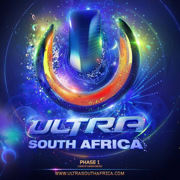 Ultra South Africa Announces Phase 1 Line-Up