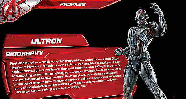 New Origin Stories Established For Ultron And Vision In Avengers: Age Of Ultron