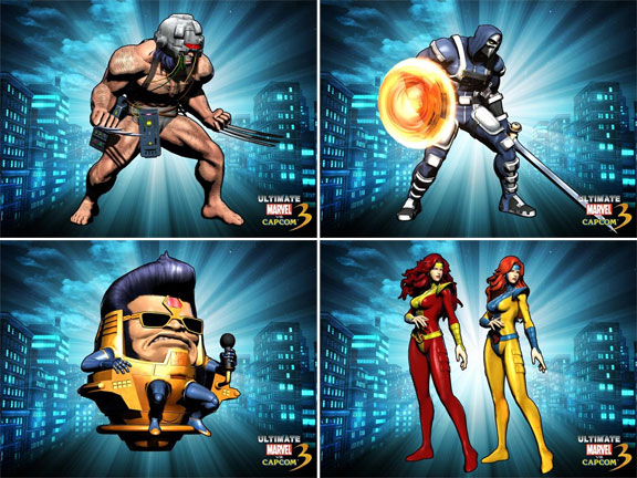 Missing Ultimate Marvel Vs. Capcom 3 DLC Hitting Vita Next Week