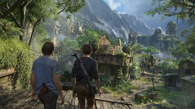 Uncharted 4: A Thief's End Open Multiplayer Beta Hits PS4 March 4