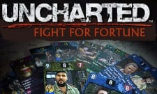 Uncharted: Fight For Fortune Card Game Announced For Vita, Out Dec 4th