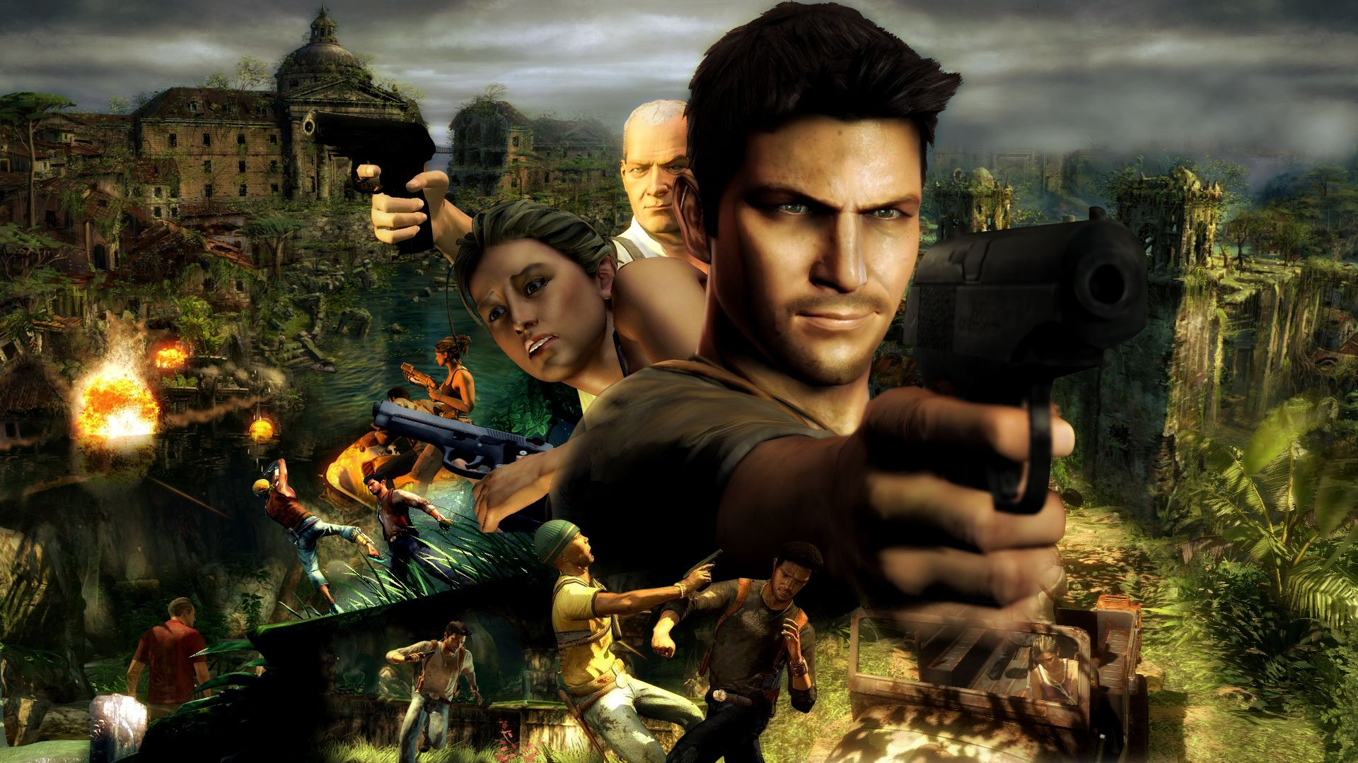 Rumor Is Sony Gave Uncharted S Director The Boot