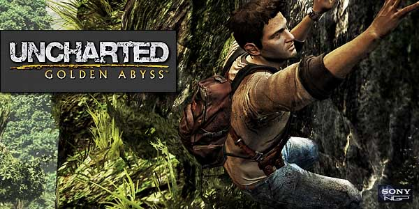 Uncharted: Golden Abyss Hands-On Preview [E3 2011]