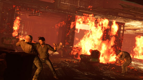 Uncharted 3 Single Player Hands-On Preview [Sony Holiday 2011]