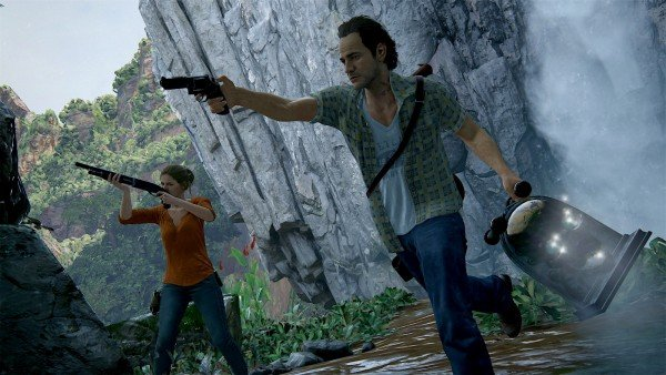 Uncharted 4: A Thief's End Multiplayer Trailer Spotlights Plunder Game Mode