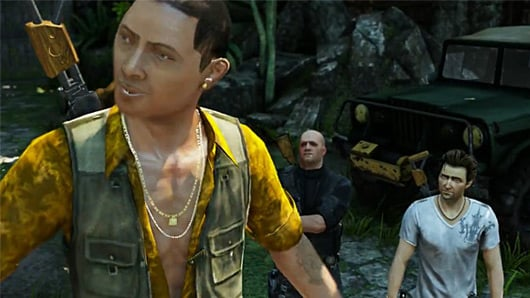 Uncharted 3 Fort Co-Op DLC Available For Download