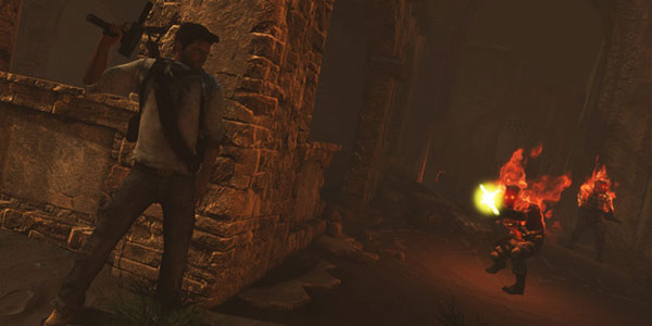 Uncharted 3 Getting Shade Survival Mode In March