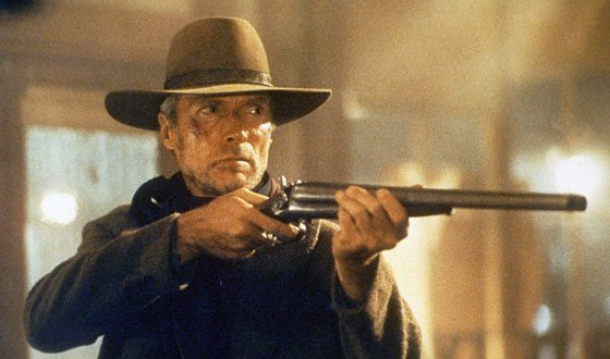 unforgiven clint 560 10 Western Movies That Will Make You A Fan Of The Genre