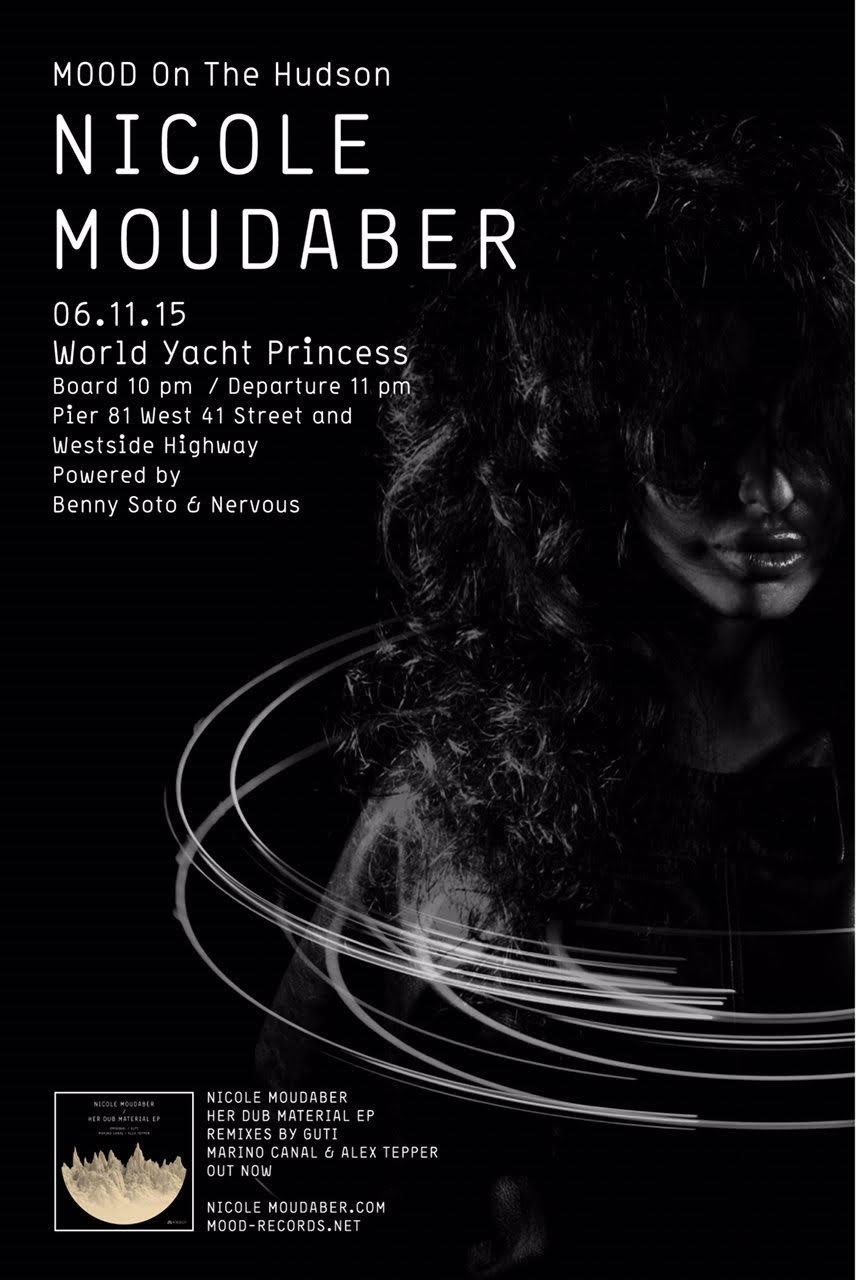 Nicole Moudaber Drops New EP Somewhere In Our Minds