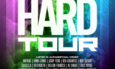 HARD Reveals goHARD Tour Starting In April