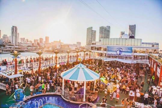 5 Reasons To Make Groove Cruise Your First Cruise Ship Festival