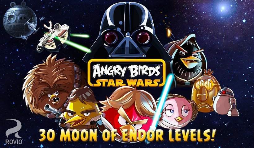 Angry Birds: Star Wars Migrates To Consoles Next Week