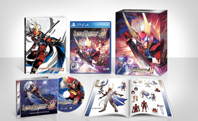 Samurai Warriors 4-II Gets A Limited Edition This September
