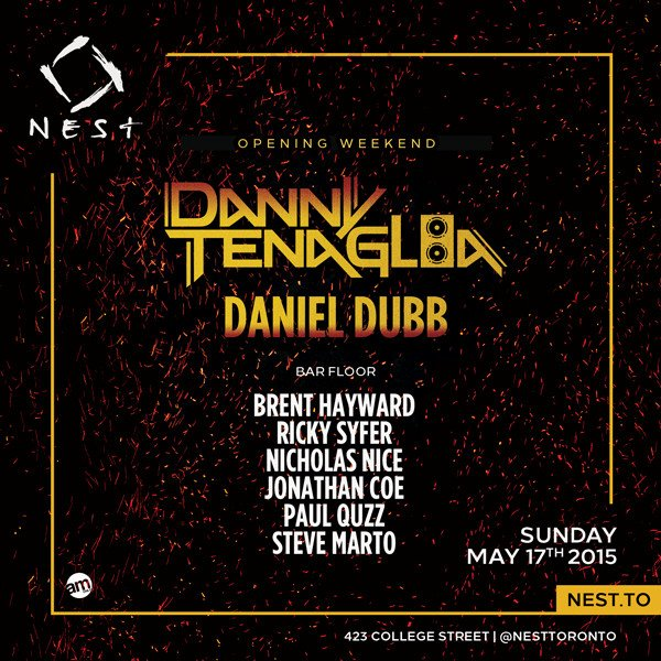 Toronto's Nest Nightclub Makes Its Grand Debut With Danny Tenaglia