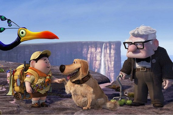 up Ranking The Films Of Pixar Animation Studios