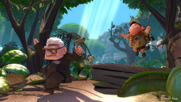 Exclusive Interview With Disney Interactive Studios On Kinect Rush: A Disney - Pixar Adventure