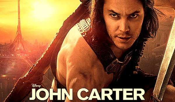 Disney Loses The Rights To John Carter