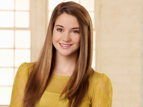 Shailene Woodley Confirmed As Mary Jane, May Also Star In Divergent