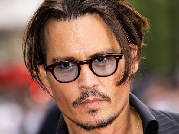 Johnny Depp Joins The ...