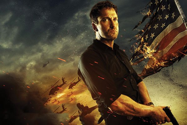 Roundtable Interview With Gerard Butler On Olympus Has Fallen