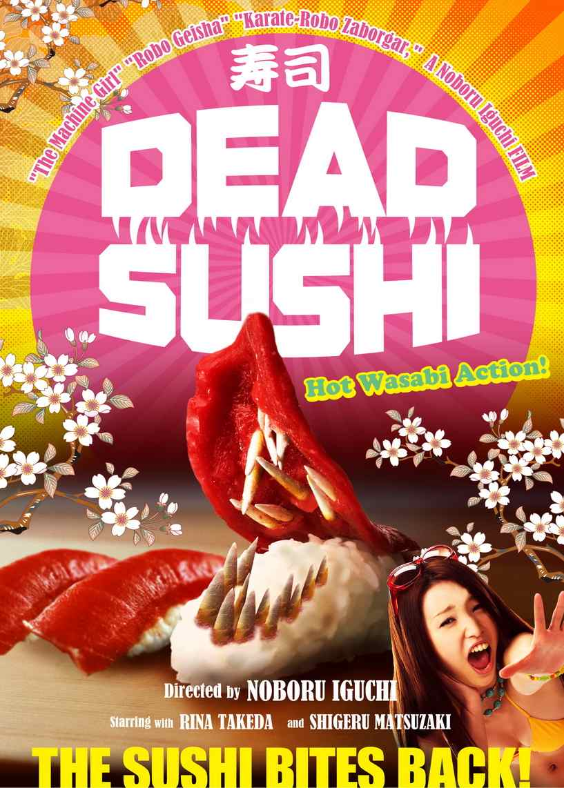 Dead Sushi Review
