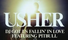 Usher Premieres 'DJ Got Us Fallin In Love' Music Video