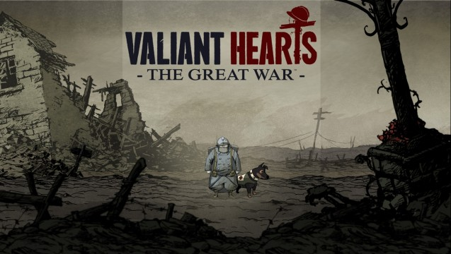 Poignant Adventure Title Valiant Hearts: The Great War Available On Android Today
