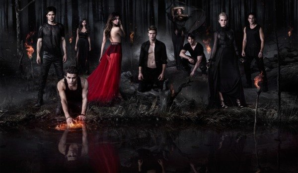 The Vampire Diaries Returns With All New Season 5 Character Portraits