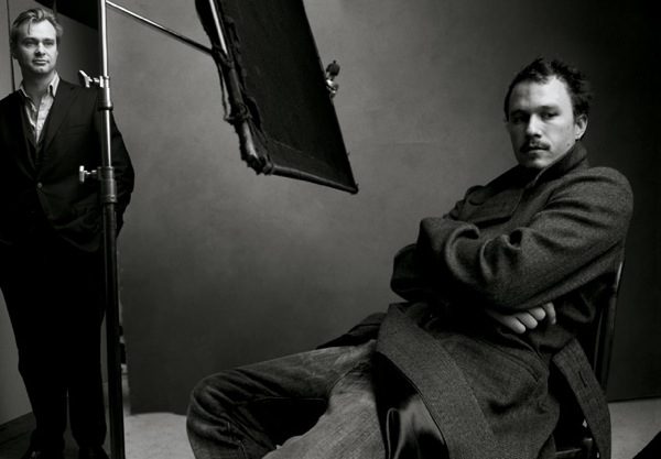 %name Christopher Nolan Considered Heath Ledger To Play Batman