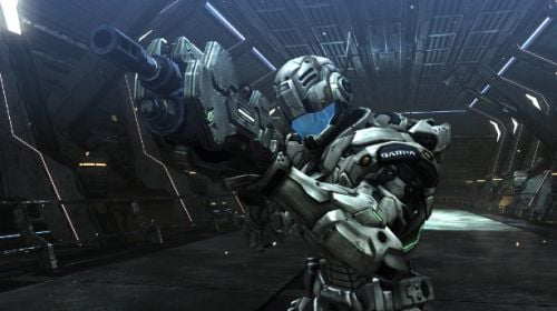 vanquish xbox 360 and ps3 first screens appear 4 Vanquish Review