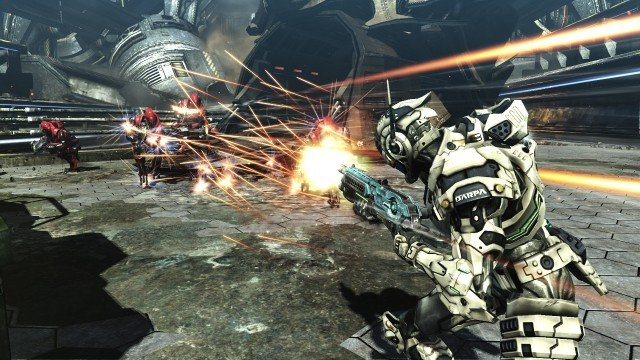 Platinum Games' Frantic Third-Person Shooter Vanquish Could Be Coming To PC