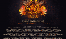 Insomniac Announces EDC Mexico 2015 Line-Up