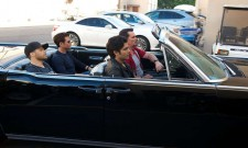 On-Set Interview: The Cast Of Entourage Talk Getting The Gang Back Together