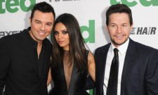 Press Conference Interview With Mark Wahlberg, Mila Kunis And Seth MacFarlane On Ted