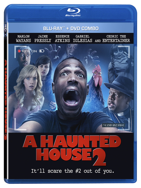 CONTEST: Win A Haunted House 2 On Blu-Ray!