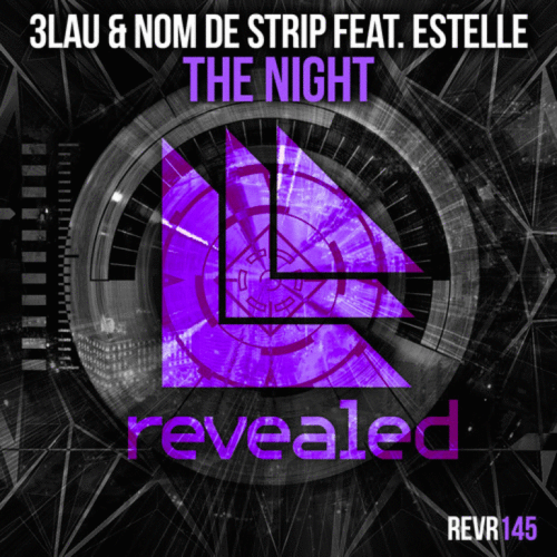 3LAU and Nom De Strip Release New Single The Night