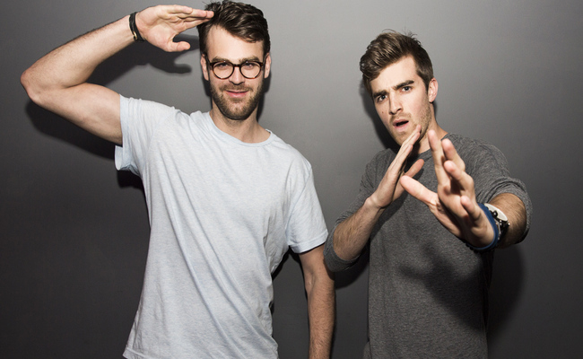 The Chainsmokers Announce Huge NYC Show At Terminal 5 On April 24th