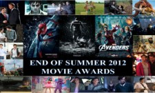 Summer 2012 Movie Awards!