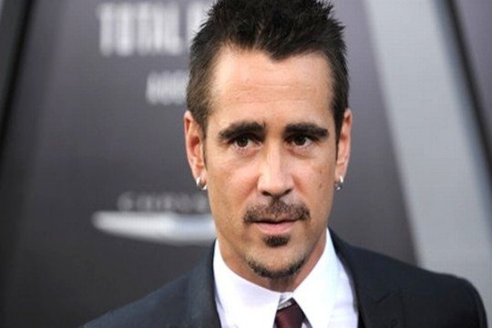 %name Roundtable Interview With Colin Farrell On Total Recall