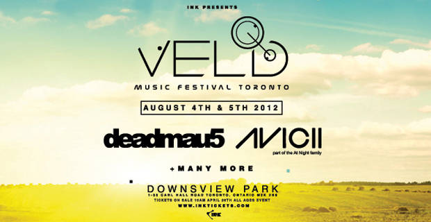 CONTEST: Win Two Free Tickets To VELD Music Festival