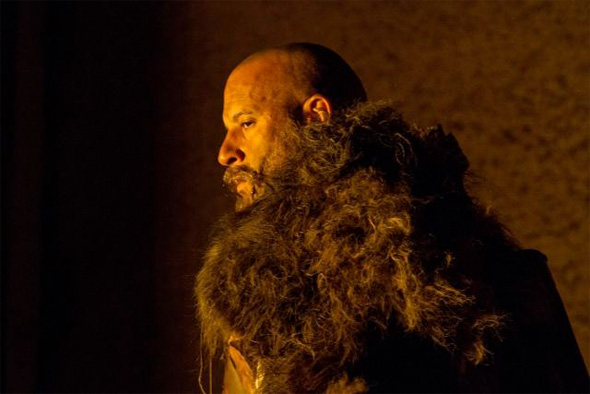 Vin Diesel Posts First Photo From Set Of The Last Witch Hunter