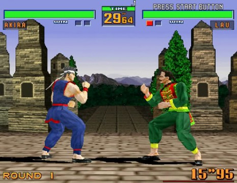 Looks Like A Few Old SEGA Fighting Games Are Getting Re-Released