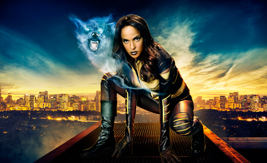Legends Of Tomorrow Recruits Vixen For Season 2; Megalyn E.K. Won't Reprise Role
