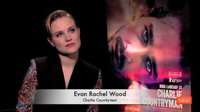 Exclusive Video Interview With Evan Rachel Wood On Charlie Countryman