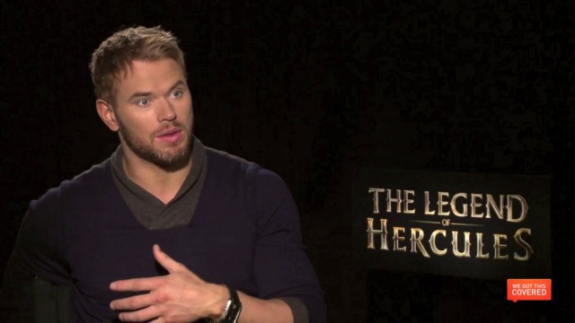 Exclusive Video Interview With Kellan Lutz On The Legend Of Hercules