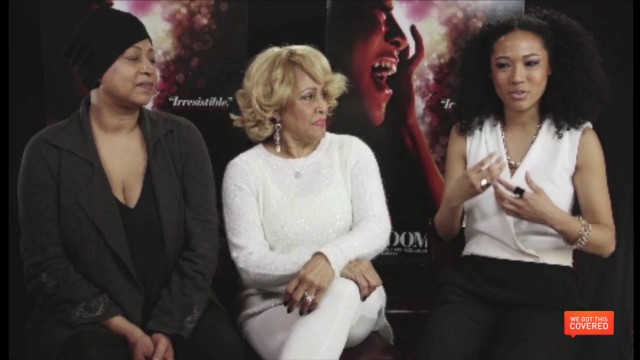 Exclusive Video Interview With The Cast Of 20 Feet From Stardom