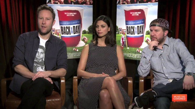 Exclusive Video Interview With The Cast Of Back In The Day