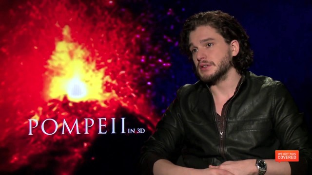 Exclusive Video Interview With The Cast Of Pompeii