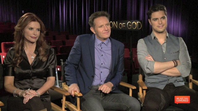Exclusive Video Interview With The Cast And Producers Of Son Of God